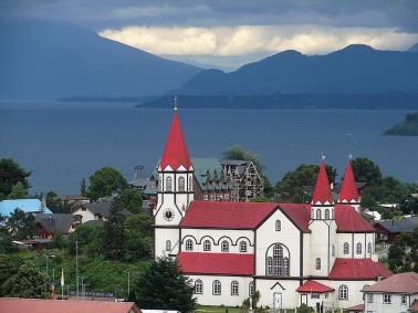 Puerto Varas Sagrado Corazón de Jesús Church Chile