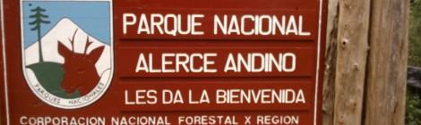 Parque Nacional Alerce Andino Chile