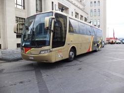 Transfer by BussCar, motor coach