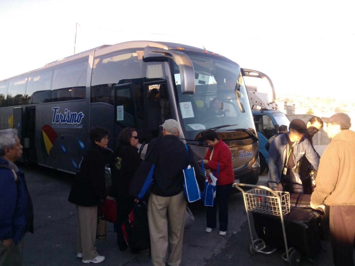 Shore Excursion in Valparaiso Chile