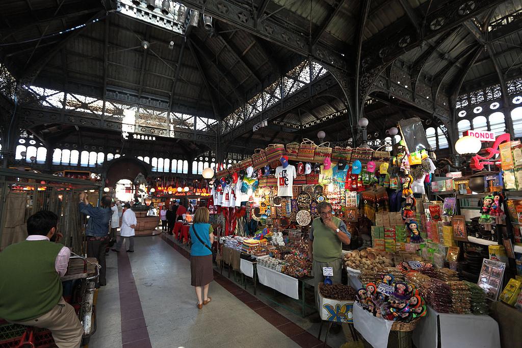 Santiago City Tour — Markets and Los Dominicos Village | Patagonia ...