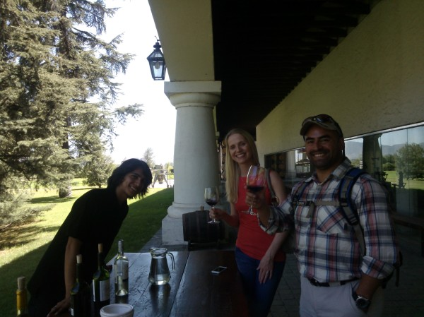 Undurraga winery - Salud! Chile