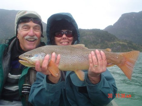 Fishing tour Patagonia Southern Land Expeditions