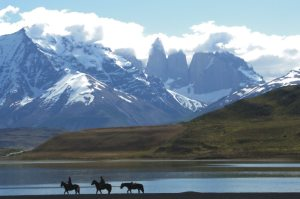 Amarga lagoon Patagonia Chile Patagonia Southern Land Expeditions