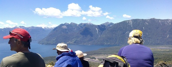 Chile Trekking Patagonia region