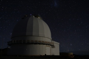 Chile observatory