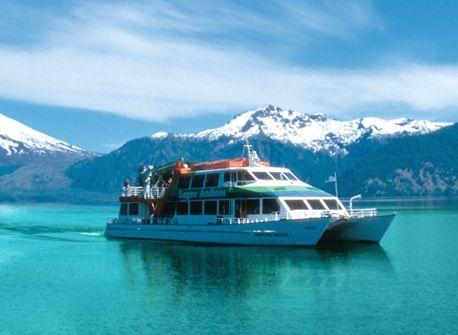 Transportation Catamaran Chile