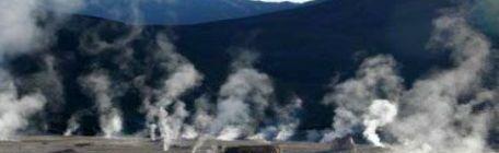 Tatio Geysers Atacama Desert