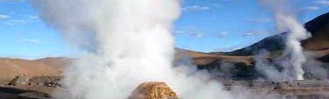 Tatio Geysers Chile