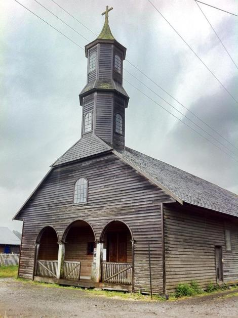 Heritage Churches of Chiloe, Chile