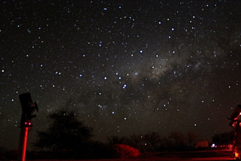 Star tour - Atacama, Chile