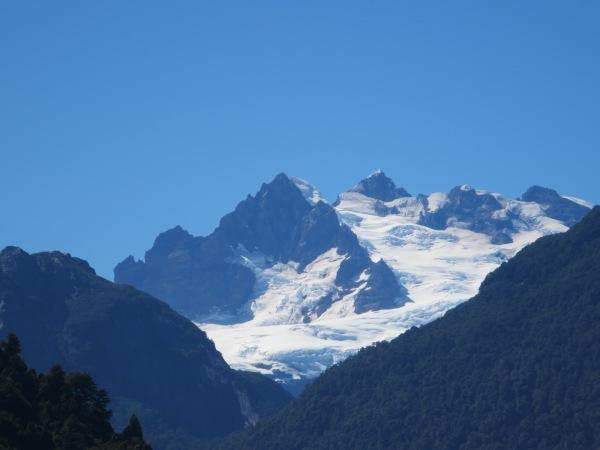 Todos los Santos Tronador Volcano Chile