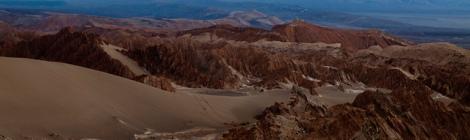 Valle de la Luna, San Pedro Atacama