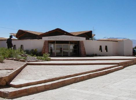 Atacama Le Paige Museum Chile