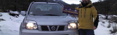 Trekking Osorno Volcano Winter