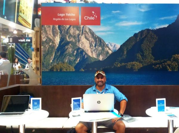 Patagonia SouthernLand Expeditions from Chile at World Travel Market Latin America