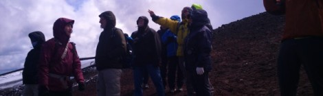Osorno volcano trekking Chile