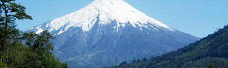 Osorno Volcano Chile