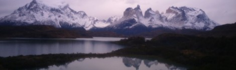 Torres del Paine in March Chile